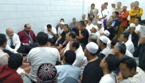 Foto Otoritas Arab Saudi Amankan 181 WNI Sebelum Pelaksanaan Haji Karena...