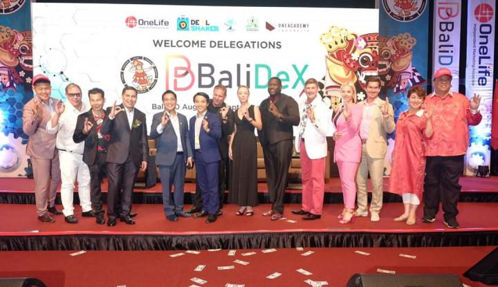 BaliDeX 2019 Buka Akses Global untuk UMKM Lokal