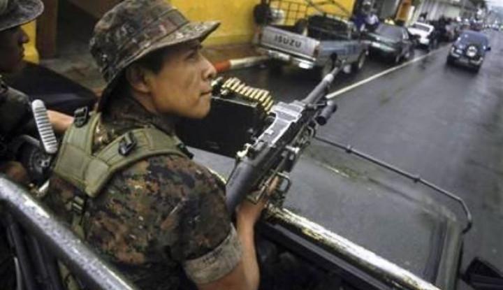 Pemerintah Guatemala Nyatakan Perang Usai 3 Personil Tentara Tewas di Tangan Pengedar Narkoba - Warta Ekonomi