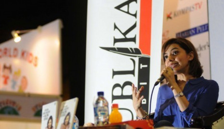 Najwa Shihab Kasih Tips Hindari Hoaks, Katanya... - Warta Ekonomi