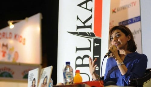 Foto Najwa Shihab Kasih Tips Hindari Hoaks, Katanya...