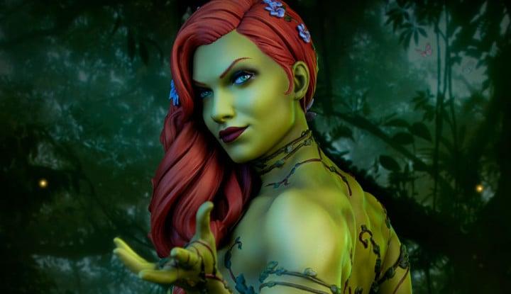 Warner Bros Incar Rihanna untuk Peran Poison Ivy, Seperti Apa? - Warta Ekonomi