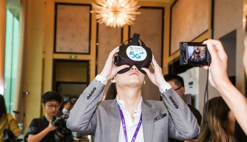 Foto Huawei Pamerkan Berbagai Inovasi Berteknologi 5G di Chengdu