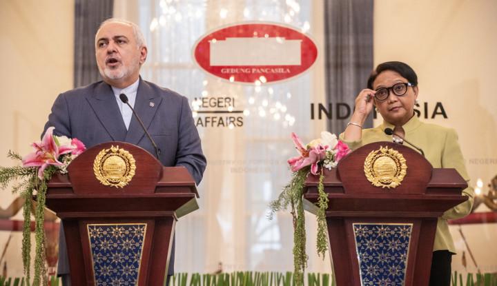 Iran Minta Indonesia Desak Semua Pihak Patuhi Kesepakatan Nuklir Karena... - Warta Ekonomi