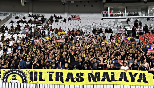 Foto Federasi Sepak Bola Malaysia Minta Fansnya Jangan Nakal Jual Tiket ke Orang Indonesia