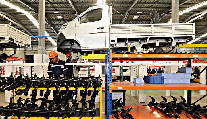 Mobil Rakitan Esemka Punya 'Kembaran' di China, Kok Bisa? - Warta Ekonomi