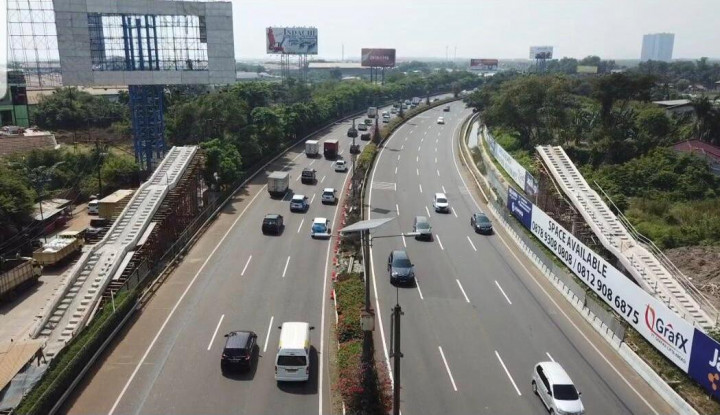 Ada Kebakaran Pipa BBM Pertamina, Jasa Marga Cabang Purbaleunyi Alihkan Lalu Lintas Tol - Warta Ekonomi
