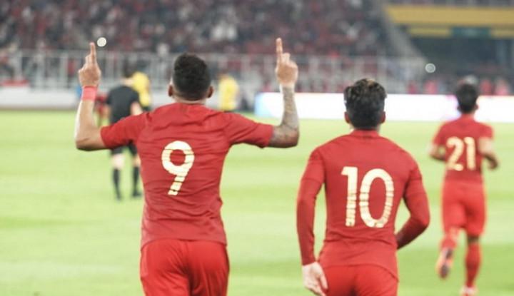 Timnas Indonesia Selalu Kalah Saat Pakai 4-2-3-1, Haruskah Ubah Formasi? - Warta Ekonomi