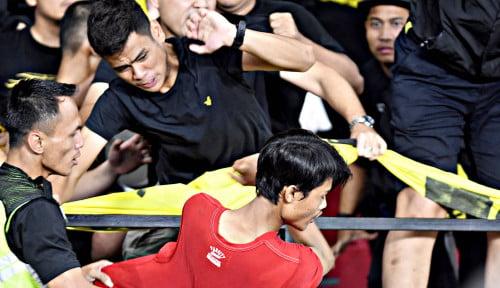 Pendukung Indonesia Rusuh, Indonesia Terancam Sanksi Berat FIFA