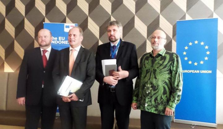 Tegaskan Dukung Sawit Indonesia, Uni Eropa: Tak Ada UU Diskriminatif - Warta Ekonomi