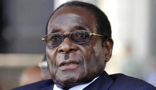 Foto Mantan Presiden Zimbabwe Robert Mugabe Wafat di Singapura