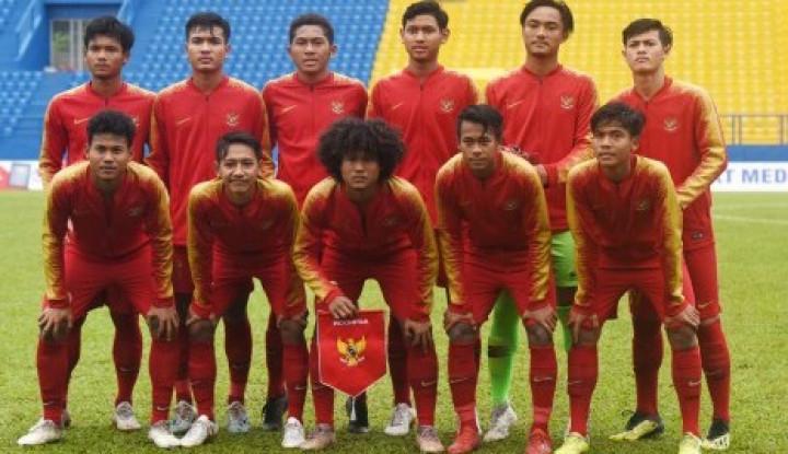 Timnas Indonesia U-19 Kalah 2-4 dari Iran - Warta Ekonomi