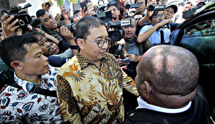 Jokowi Mau Bangun Istana di Papua, Nyinyiran Fadli Zon: Jangan... - Warta Ekonomi
