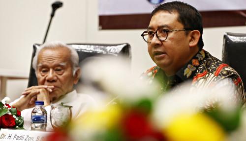 Fadli Zon Minta Sumatera Barat Diganti Jadi Minangkabau, Alasannya...