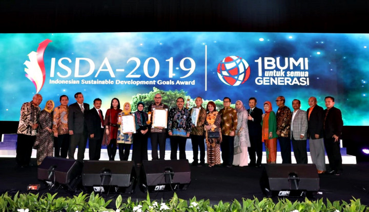 CFCD Anugerahkan Ratusan Penghargaan di ISDA 2019 - Warta Ekonomi