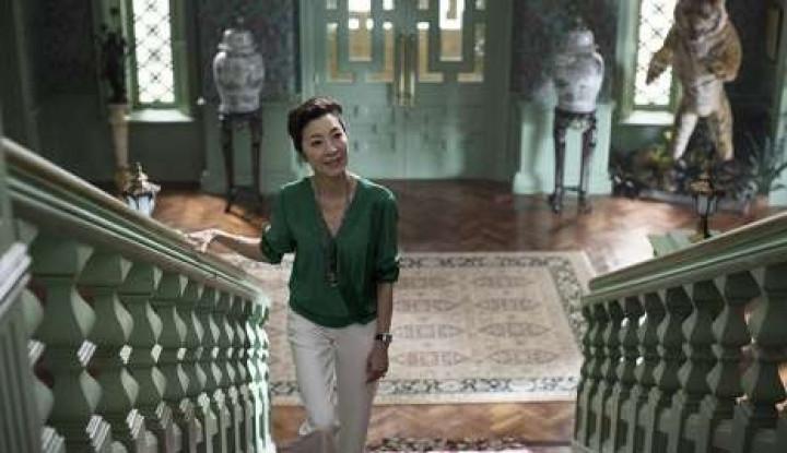 Terima Diskriminasi Gaji dan Ras, Penulis Ini Ogah Garap Sekuel Film Crazy Rich Asians! - Warta Ekonomi