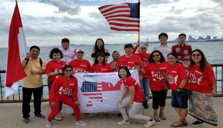 Masyarakat Indonesia di AS Gelar Aksi Damai untuk Tanah Papua - Warta Ekonomi