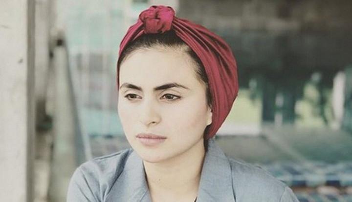 Asha Shara Ungkap Alasannya Lepas Hijab