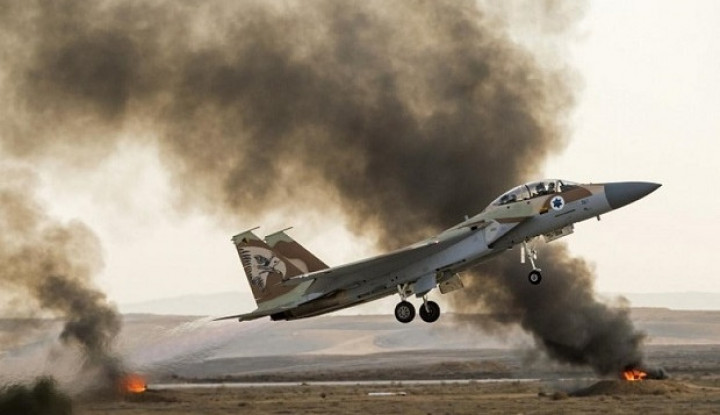 Israel Kembali Gempur Markas Hamas di Jalur Gaza - Warta Ekonomi