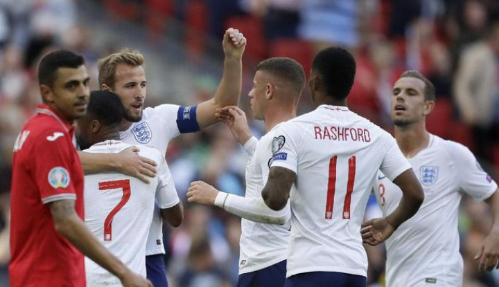 Hasil Pertandingan Inggris Bungkam Bulgaria 4-0, Harry Kane Hat-trick - Warta Ekonomi
