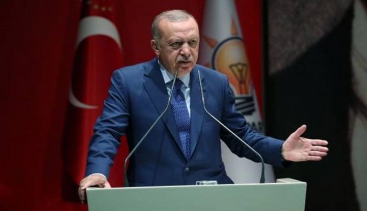 Tunaikan Kewajiban, Turki Bilang Akan Lindungi Warga Palestina dan Masjid Al-Aqsa - Warta Ekonomi