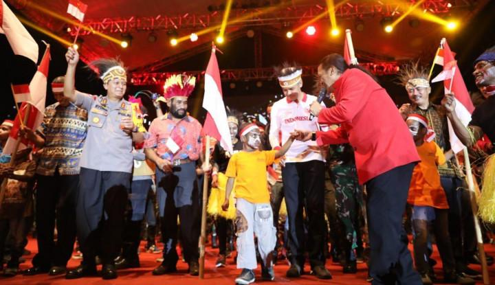 Jawa Tengah Kirim Pesan Damai untuk Papua - Warta Ekonomi