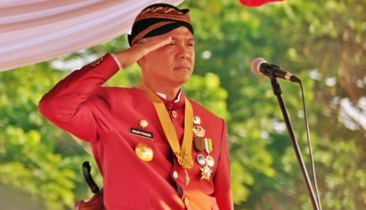 Gubernur Jateng Bela PB Djarum di Polemik Audisi - Warta Ekonomi