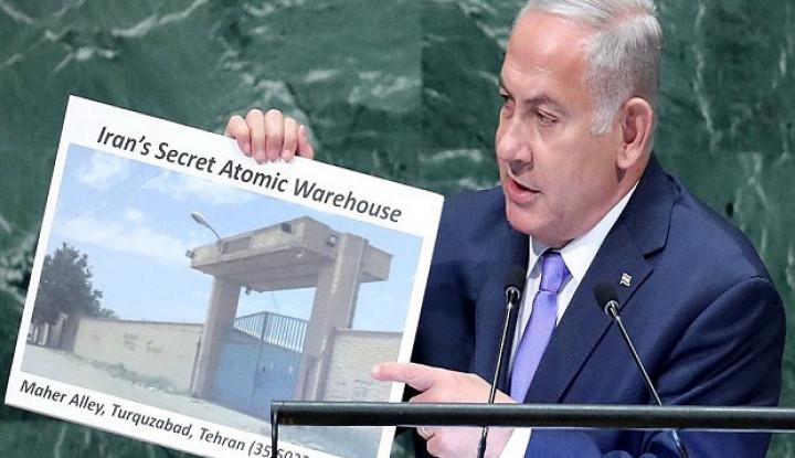 Ada Jejak Uranium di 'Gudang Atom Rahasia' Iran - Warta Ekonomi