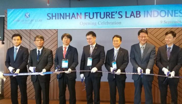 Cetak Startup Digital, Shinhan Investasi US$25 Juta - Warta Ekonomi