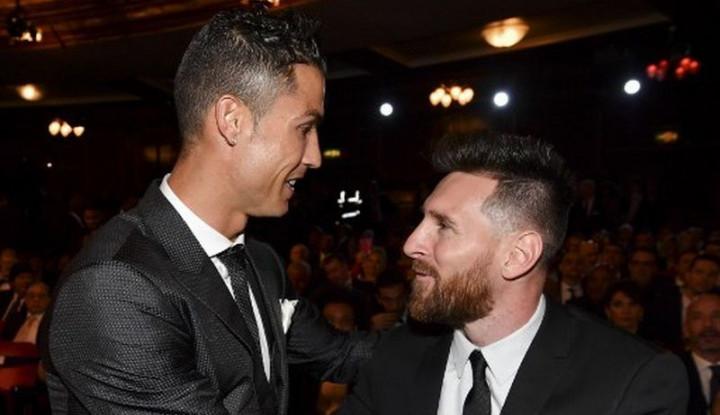 Hampa, Messi Merasa Hampa Main di El Clasico Tanpa Sosok Ronaldo - Warta Ekonomi