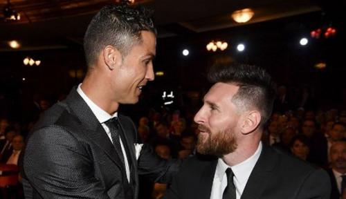Foto Beckham Bakal Boyong Ronaldo dan Messi ke Inter Miami?