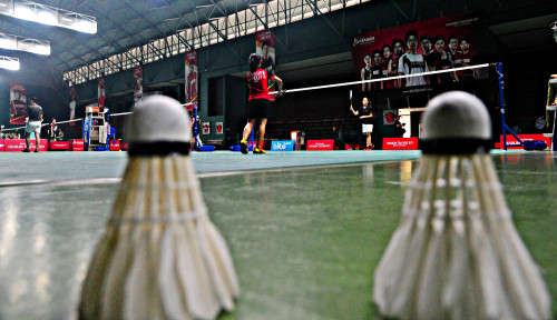 Foto Dituding Terima 'Dana Segar' Saat Kritisi PB Djarum, KPAI...