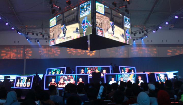 Tim E-Sports Indonesia Juarai FFAI 2019, Garena Diganjar MURI - Warta Ekonomi