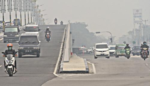 Foto Gubernur Riau dan Walikota Pekanbaru ke Luar Negeri saat Darurat Asap, Apa Kata Jokowi?