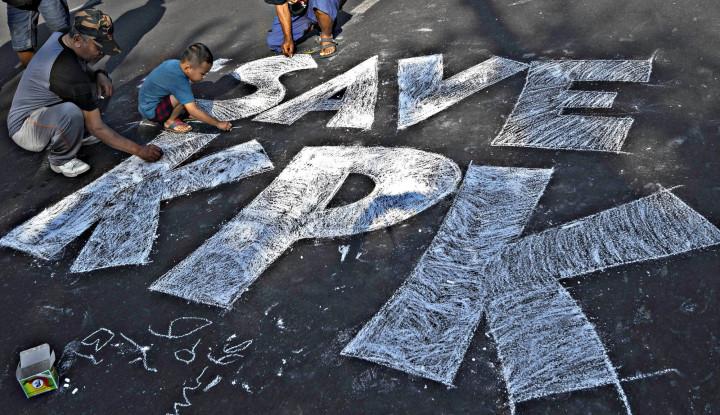 KPK yang Berubah, Bakal Kangen Drama OTT - Warta Ekonomi