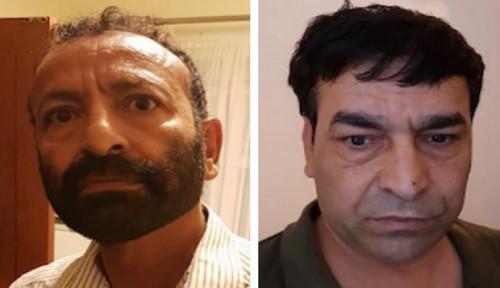 Foto Dua Pria Afghanistan Berencana Bunuh Seorang Wanita karena Tinggalkan Islam dan Jadi Bintang Porno