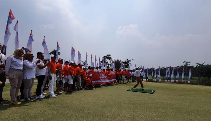 MPMRent Gelar Turnamen Golf bagi Pelanggan - Warta Ekonomi
