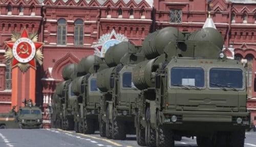Foto Rudal S-400 Rusia Terancam Batal Dikirim ke Turki pada 2020, Alasannya...