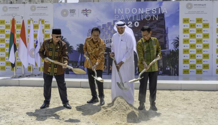 Bangun Paviliun, Indonesia Pastikan Ikuti Expo 2020 Dubai - Warta Ekonomi