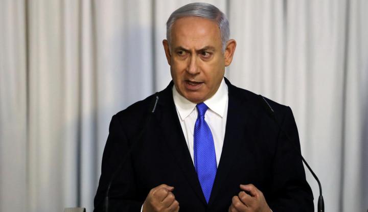Pernyataan Netanyahu Bikin Ngeri, Israel Bisa Lancarkan Serangan yang tak Terbayangkan