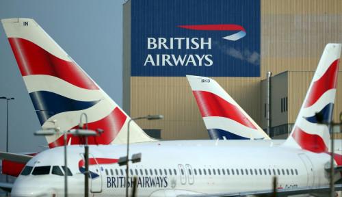 Foto Pilot British Airways Mogok Kerja, Ternyata Ini yang Mereka Mau