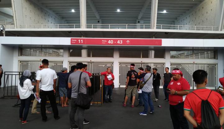 Optimisme Suporter Timnas Indonesia Jelang Hadapi Thailand di GBK