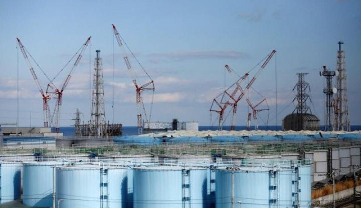 Jepang Akan Buang Limbah Radioaktif Jutaan Ton ke Laut, Negara Tetangga Khawatir - Warta Ekonomi
