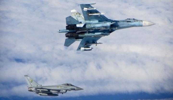 Pesawat Militer Rusia Tiga Kali Tertangkap Jet Tempur NATO karena... - Warta Ekonomi