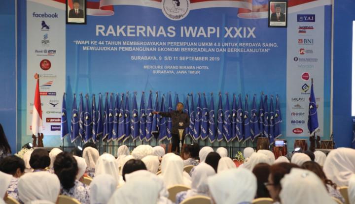 Menteri Puspayoga: PPh Final 0,5% Mampu Tingkatkan Badan Hukum UKM - Warta Ekonomi