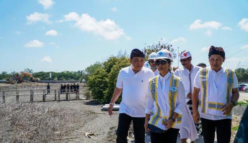 Foto Menteri Rini: Proyek Pelabuhan Benoa Bisa Dukung Konektivitas Tol Laut