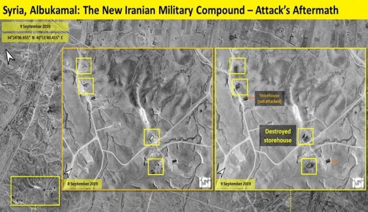 Serangan Udara Misterius Hantam Basis Pro-Iran - Warta Ekonomi