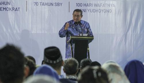 SBY Dikatain Bapak Mangkrak Indonesia, Eh Demokrat Protes, Profesor Dikatain Guru Binatang