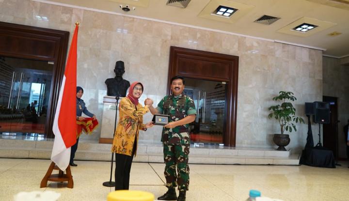 Sah! MoU Kerja Sama TNI-PLN di Sektor Listrik Resmi Disahkan! - Warta Ekonomi