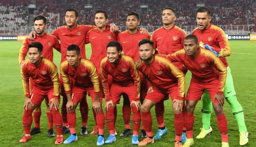 Foto Indonesia Harus Keok dari Vietnam di Kandang Sendiri dengan Skor 1-3